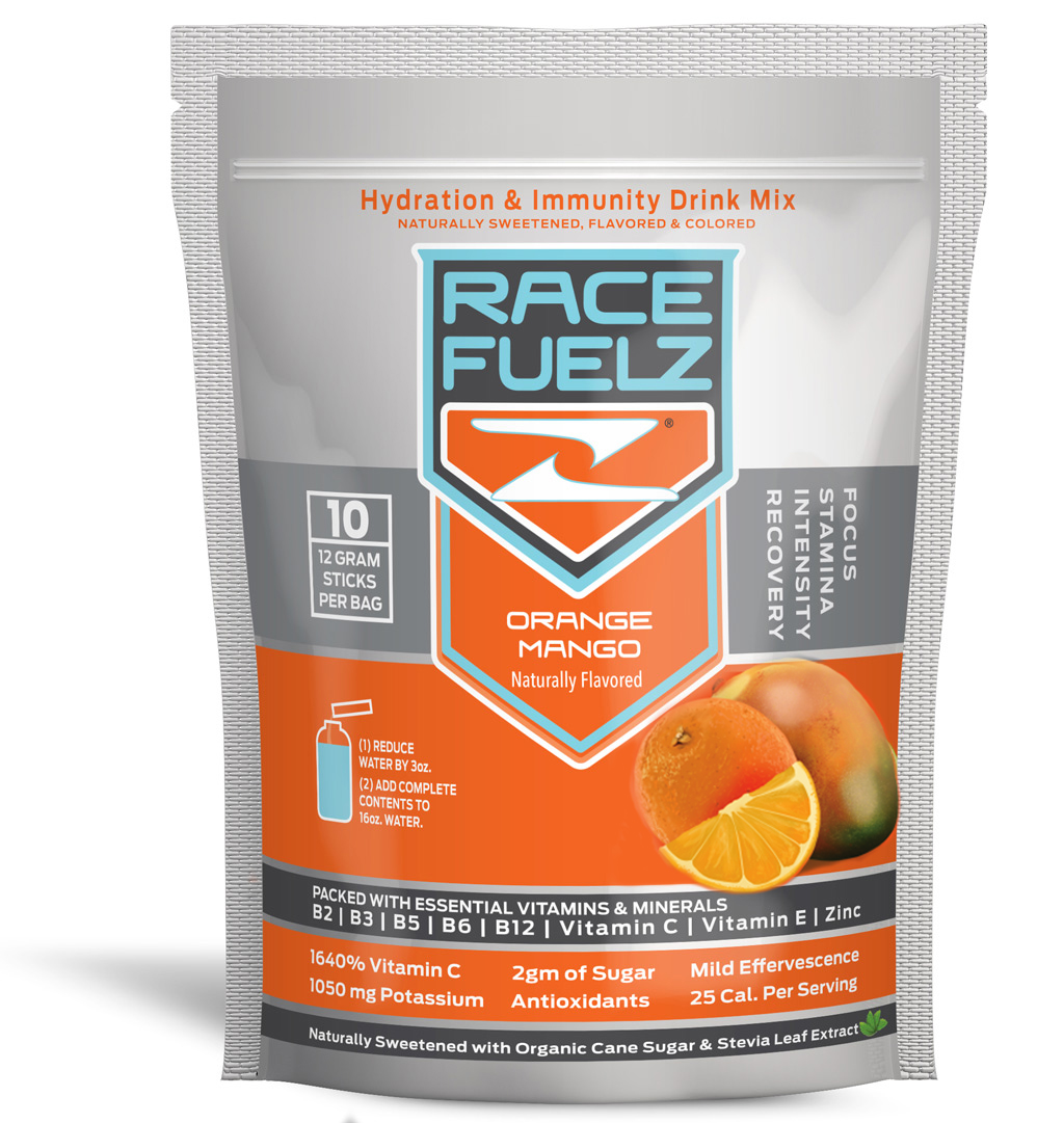 RaceFuelZ 10 Pack Orange Mango