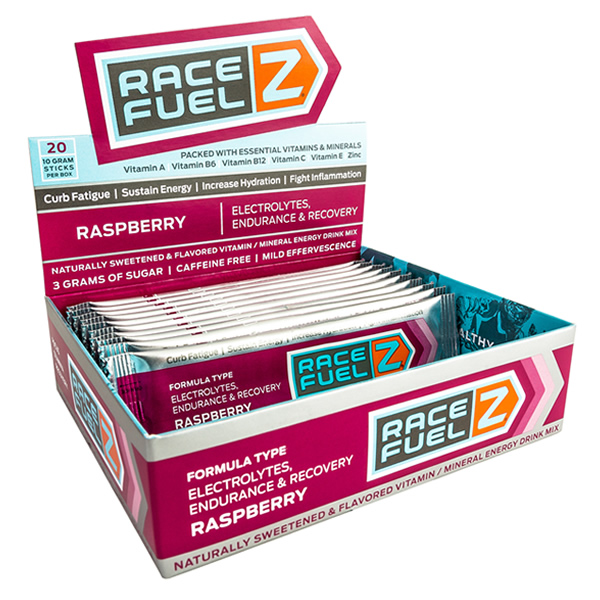 RaceFuelZ Raspberry Box of 20